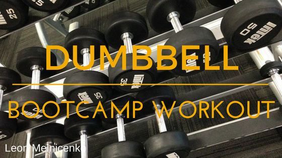 Dumbbell Bootcamp Workout