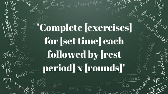 Bootcamp HIIT Ideas & 34 HIIT Workout Formulas