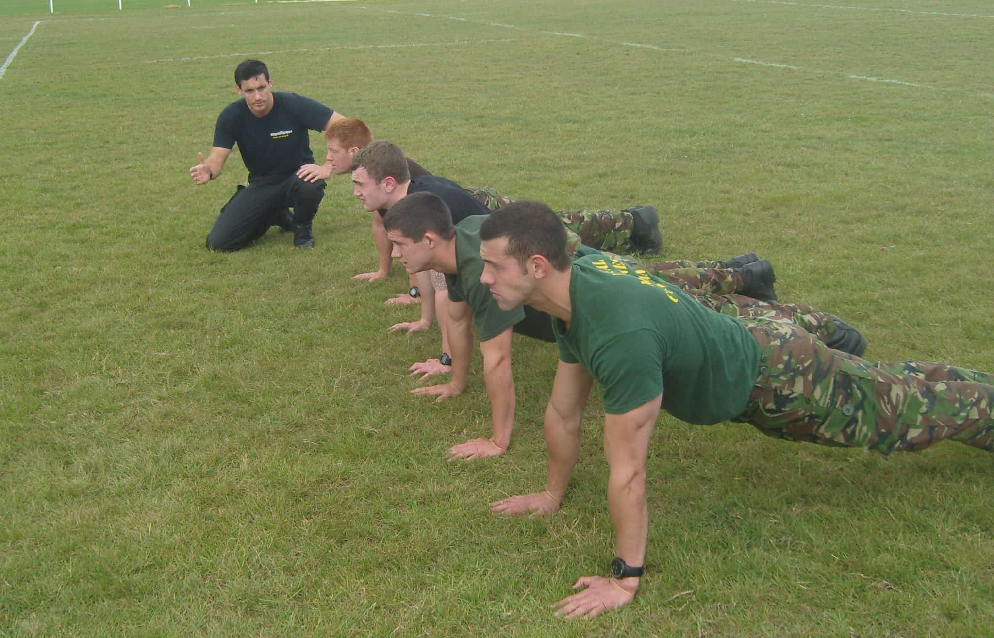 bootcamp workout ideas