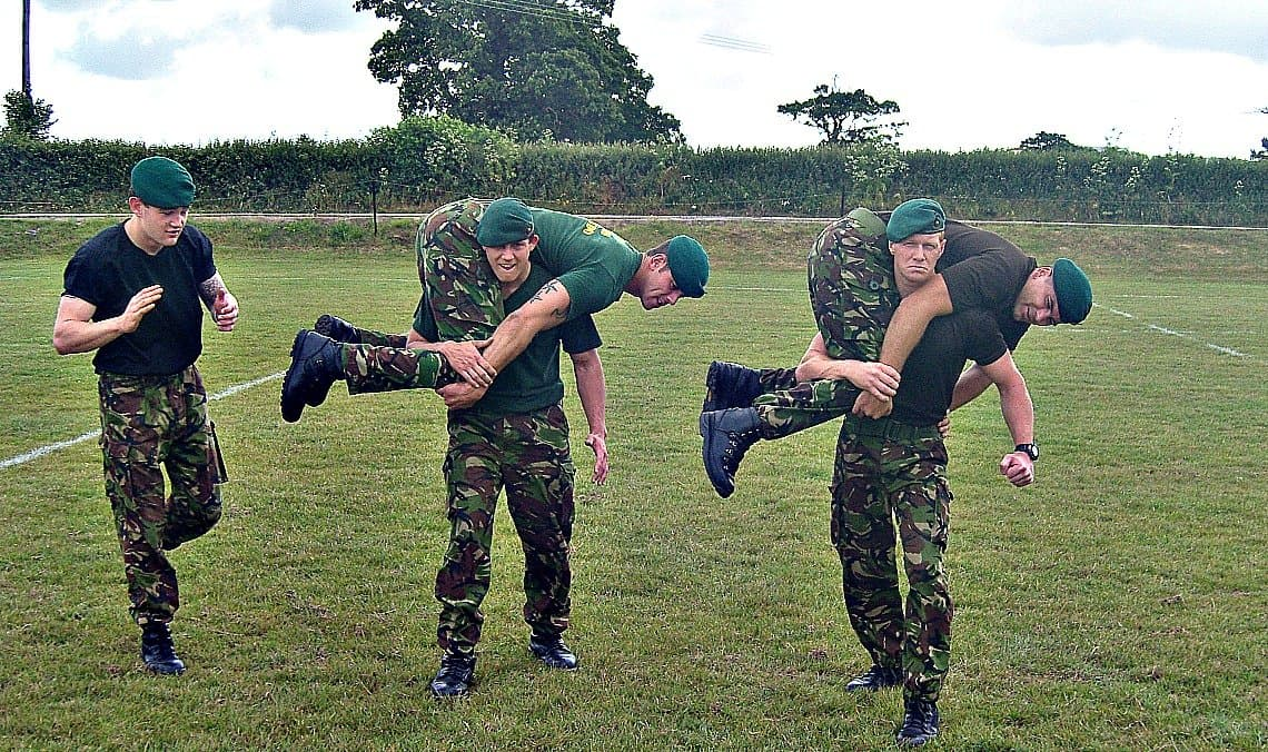 fun bootcamp games