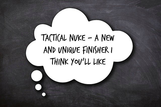 Tactical Nuke (Bodyweight Finisher)