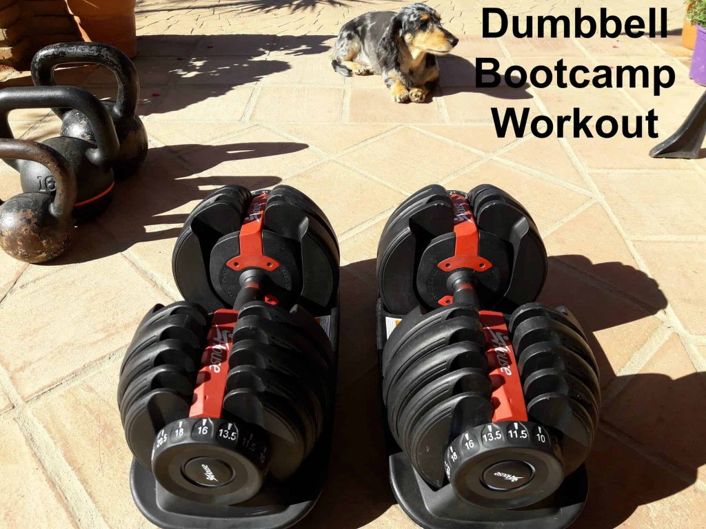 Dumbbell Bootcamp Workout For Strength