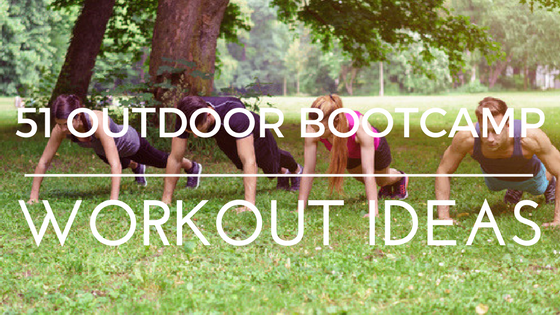 50 Diagrams For Crafting Fun And Unique Boot Camp Workout Ideas