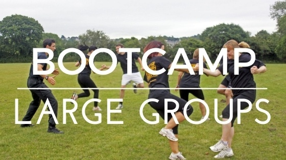 Bootcamp Ideas For Large Groups