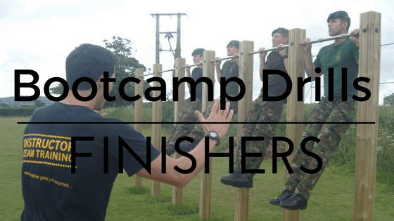 Bootcamp Drills To Finish Your Session