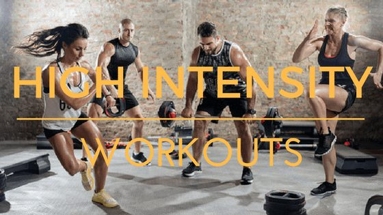 High Intensity Workouts – EPOC Tag