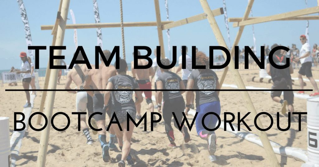 Team Building Workouts – Group Fitness Training