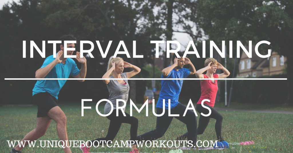32 Interval Training Workouts For Personal/Group Trainers