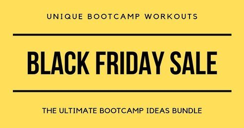 The Ultimate Bootcamp Ideas Bundle