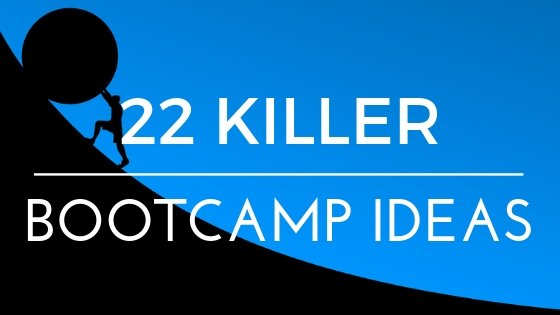 22 Outdoor Bootcamp Ideas That Will WOW Your Clients