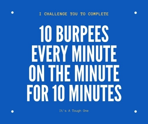 EMOM Every Minute On The Minute Workout