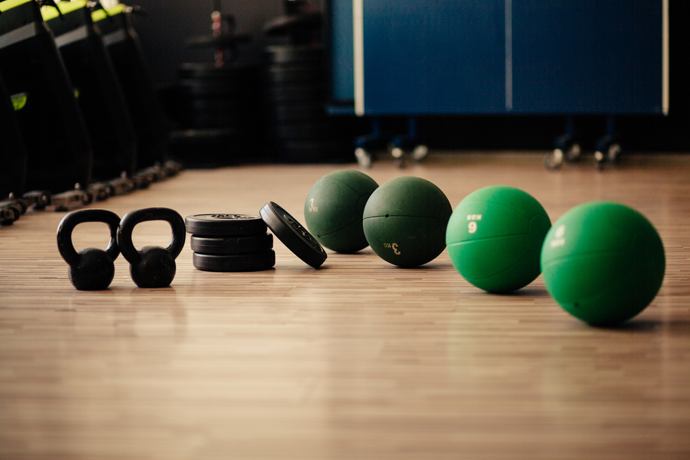 Bootcamp equipment list